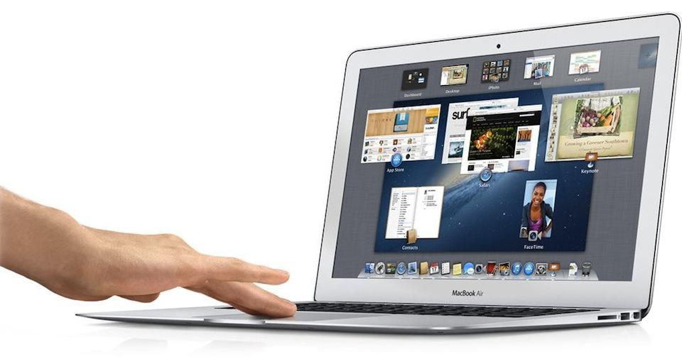 Cadou de Craciun Laptop MacBook Air 13 cu procesor Intel® Dual Core™ i5