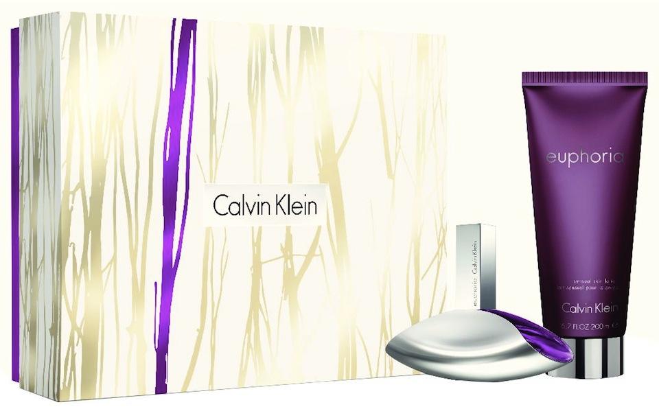 Cadou de Craciun Set Calvin Klein Euphoria Parfum + Lotiune de corp