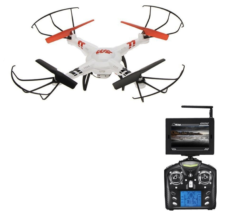 Cadou de Craciun Drona cu camera HD Live, V686G Quadcopter