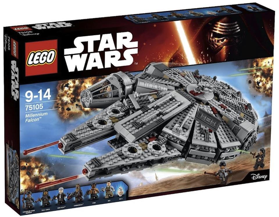 Cadou de Craciun LEGO® Star Wars™ Millennium Falcon™ 75105