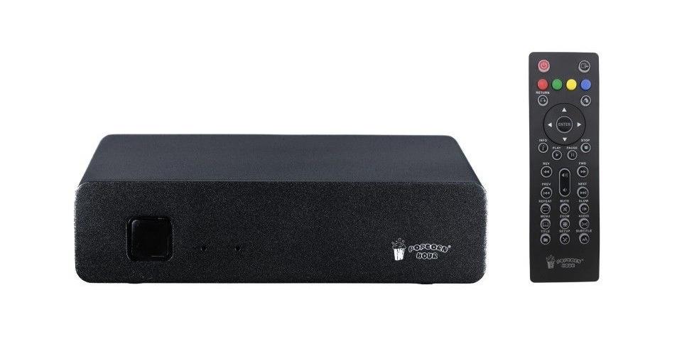 Cadou de Craciun Media Player 3D Ultra HD 4K Popcorn Hour VTEN
