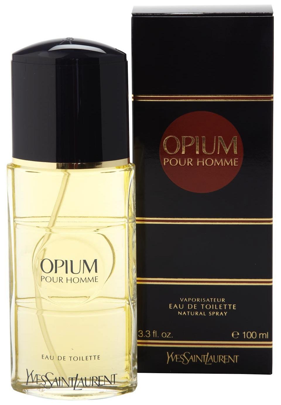 Cadou de Craciun Parfum Yves Saint Laurent Opium pour Homme