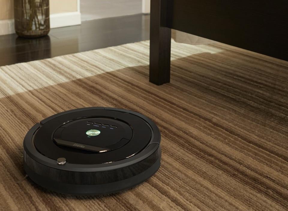 Cadou de Craciun Robot aspirator iRobot Roomba 880