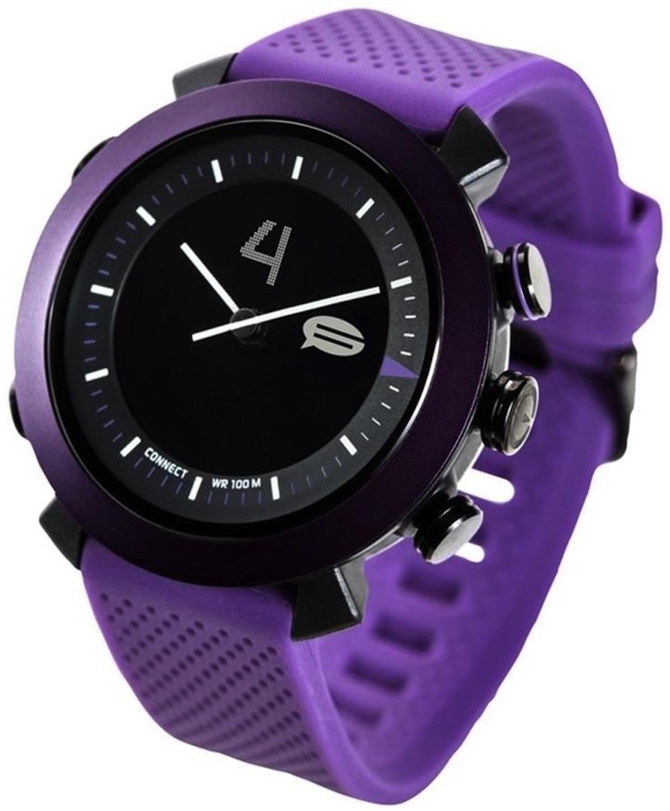 Cadou de Craciun Smartwatch Ceas Cogito Classic, Mov
