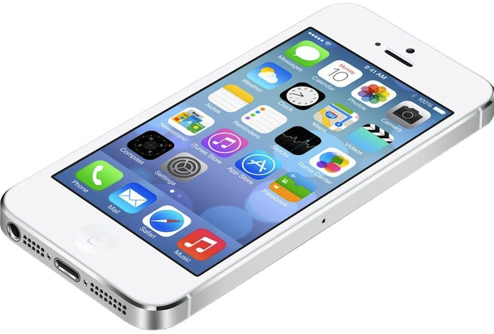 Cadou de Craciun iPhone 5S, 16GB, Argintiu