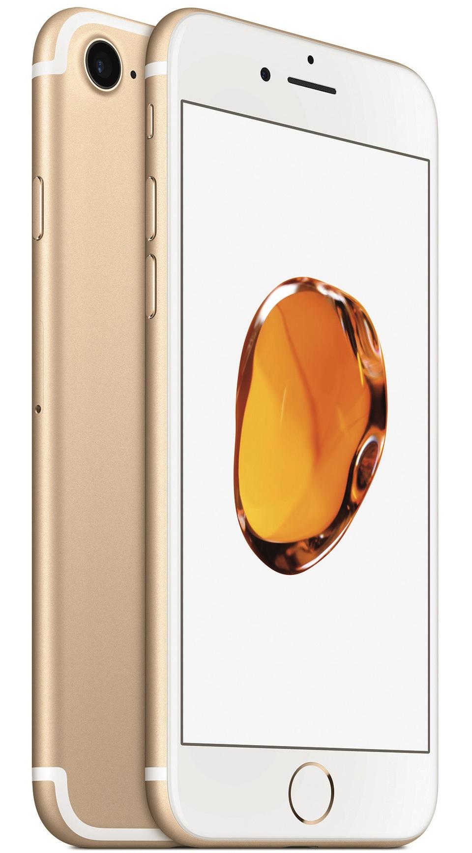 Cadou de Craciun iPhone 7 Auriu 32GB