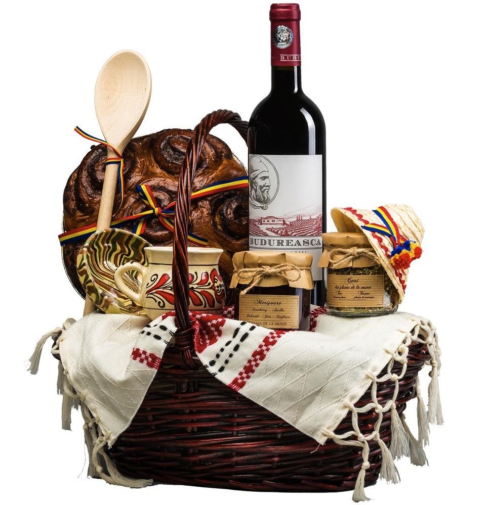 Cod Cadou de Craciun Traditional Romanesc