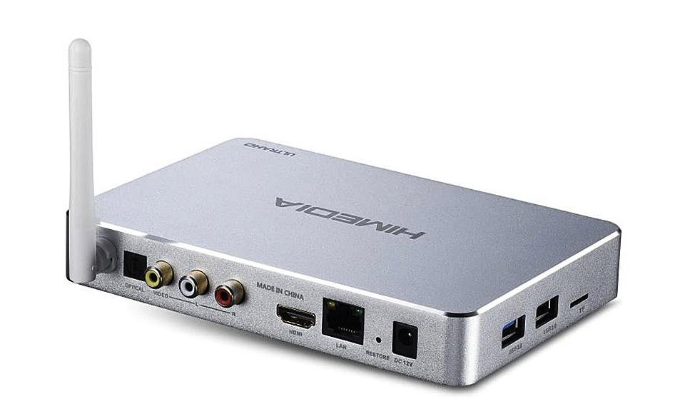 Media Box Mini PC cu Android HiMedia Q5 Pro