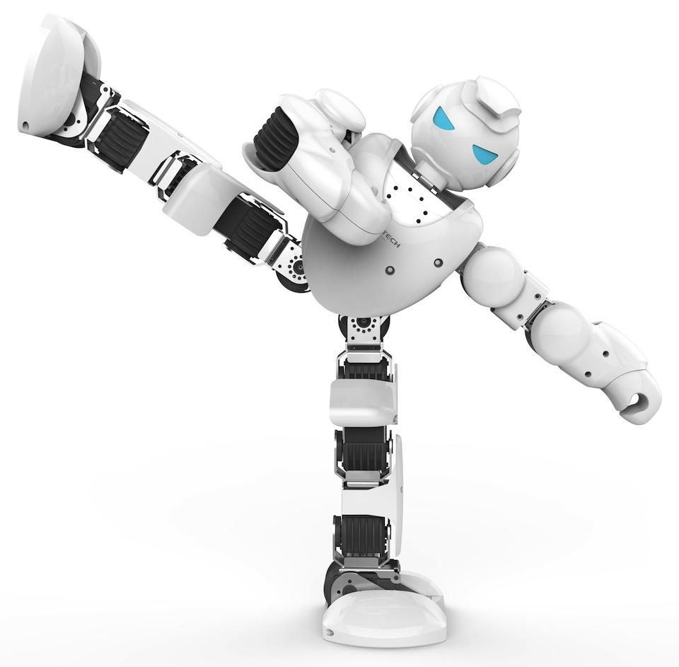 Robot Inteligent Interactiv UBTECH Alpha 1S
