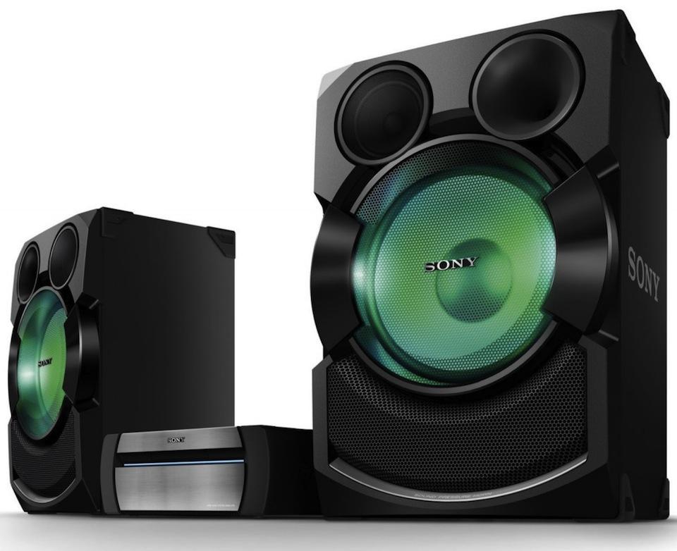 Sistem audio Bass Puternic SONY SHAKE-X7PN, 2400 W