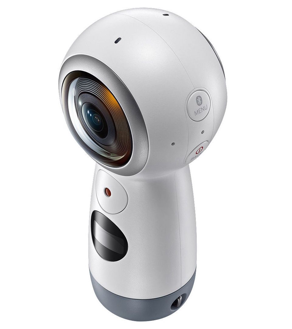 Camera foto video Samsung Gear 360 4K