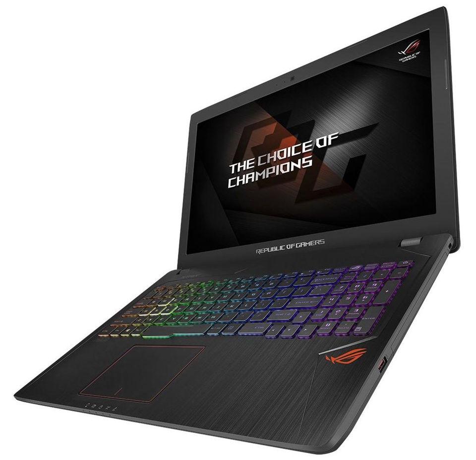 Laptop Gaming ASUS cu procesor Intel i7