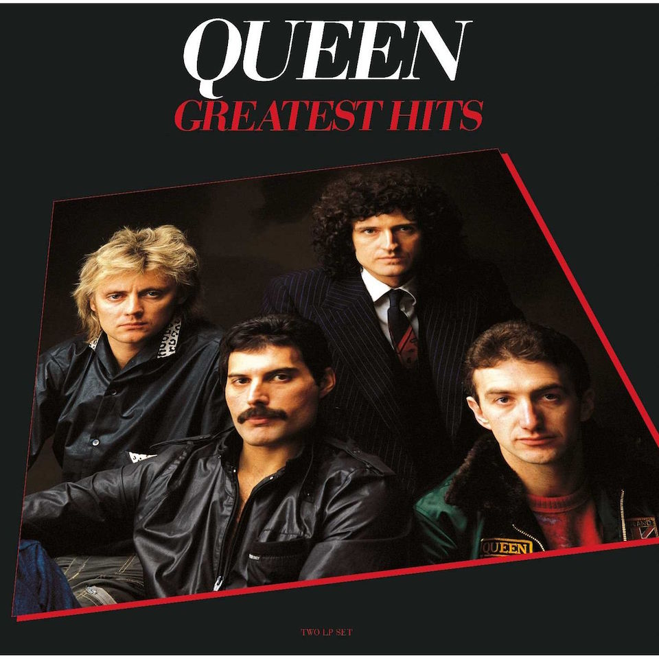 Queen – Greatest Hits – vinyl album 12″ 33 rpm