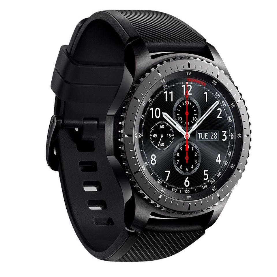 Smartwatch Samsung Gear S3, Frontier
