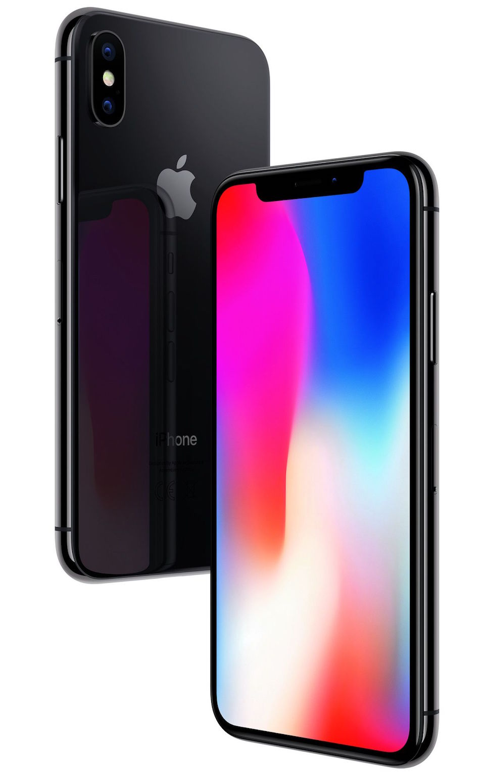 Telefon Apple iPhone X, 64GB, 4G, Space Grey